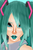 MikuHatsune by AngelAmethyst