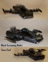 Kit Bash by crazzyredhead