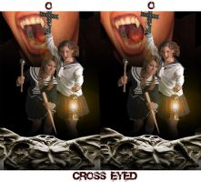 Stake Ums Stereograph Cross by dovel100