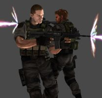 BSAA All the Way by iamthelegion