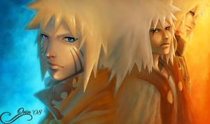 : Naruto - Legacy : by orin