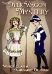 The Milk Wagon Mystery Cover by QuiEstInLiteris
