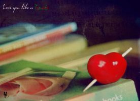 Love you like a Tomato by M-Twins