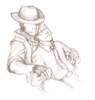 Curled up Together - TF2 by Deerish