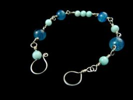 Dragon Veins Bracelet by Lincey