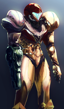 51017 - Samus redesign by Jalsze