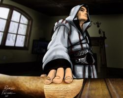 assassins creed by superpascoal