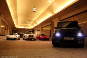 Car Heaven by ramyk