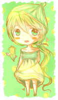 Corn by surlinaa