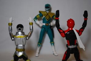 All Hail, Tommy Oliver by Botboy41