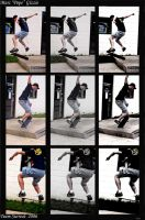 Marc Skate Collage by PrimeTimePoetry