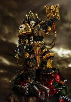 Mortifactors Chaplain by IllWisdom