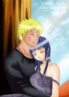 NaruHina - Just a moment by Wings-chan