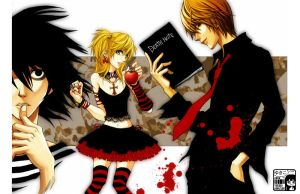 Death note by Rainbow-Vista