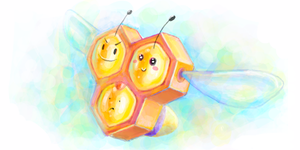 Combee by d-ar