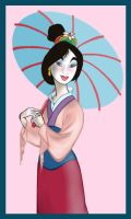 Mulan by HeartsmACkIngBOOMboX