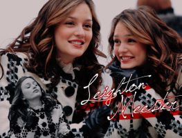 leighton meester by gihspears