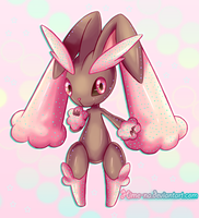 Lopunny Sprinkles by Hime-na