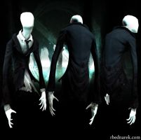 Slenderman - Turnaround by Pratikah
