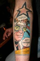 """""""Get Tattooed"""" by Louis Molloy by spacedoutkat"""