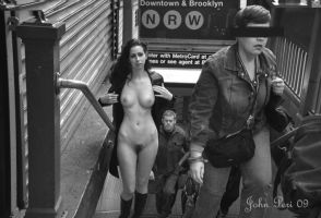Sequence .. subway by JohnPeri