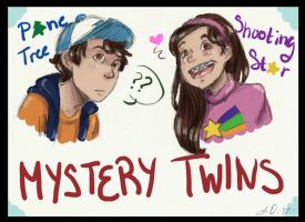 Mystery Twins by guardian-angel15