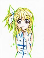 Lucy by MikiClover