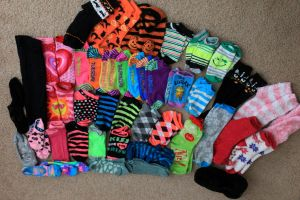 Collection - Socks by Vlossy