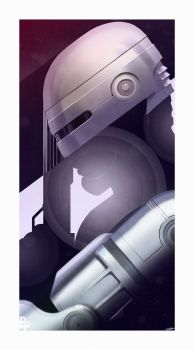 Robocop by AndyFairhurst