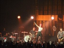 Paramore 20th  Aberdeen 2 by ElectricXfighter