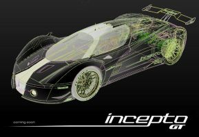 Incepto GT teaser by Samirs