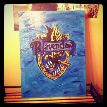 Ravenclaw by TheIzzeh