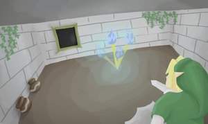 Zelda forest temple by May-Lene