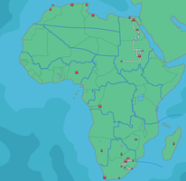 IAPL: African Leagues by NikNaks93