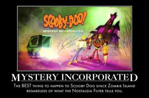 Mystery Incorporated motivational by jswv