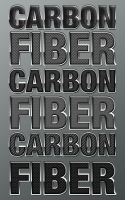 Carbon Fiber Text Effects by xstortionist
