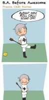 Chibi Prussia Diaries -038- by Arkham-Insanity