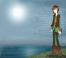 Hiccup - Moonlit by Fiftyshadesofkay