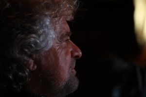 Beppe Grillo by xDeepLovex