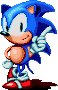 Sonic Mania by mpdacey