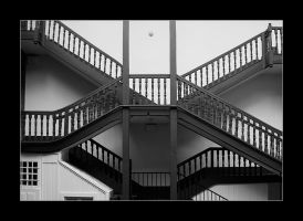 Sophisticated staircase by 2510620
