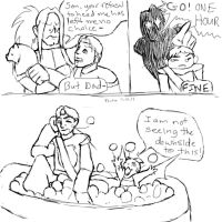 In the Ball Pit - Wranduin by PewterKat