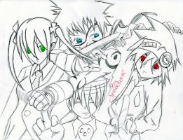 Soul Eater by The-Cookiez