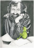 Jim Henson's Imagination by jdrainville
