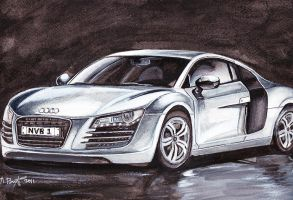 Audi G8 Coupe by Chicken-Priestess