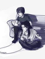 Sizzy Gaming by taratjah