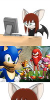 My Reaction On Sonic Boom by Shadoukun