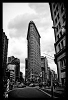 Flatiron District by NoelleLaBelle