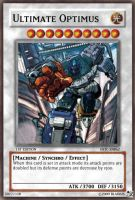 Yugioh Bladius cards Ultimate by Bladius021