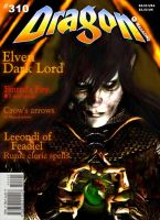 Dragon Magazine by lordcrusan